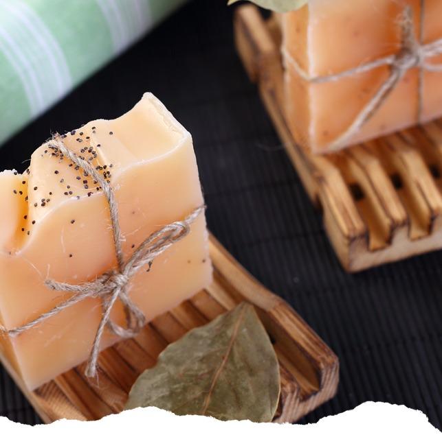 hediyelik doğal sabun