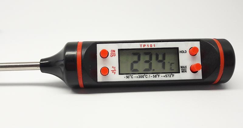 dijital sıvı ölçer
